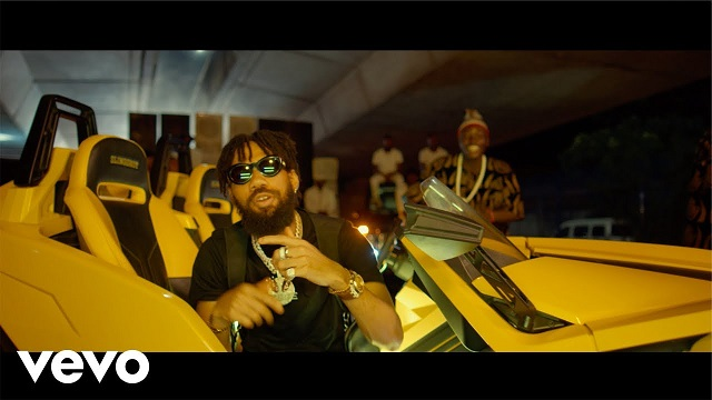 [Video] Phyno Ft. Peruzzi – For The Money
