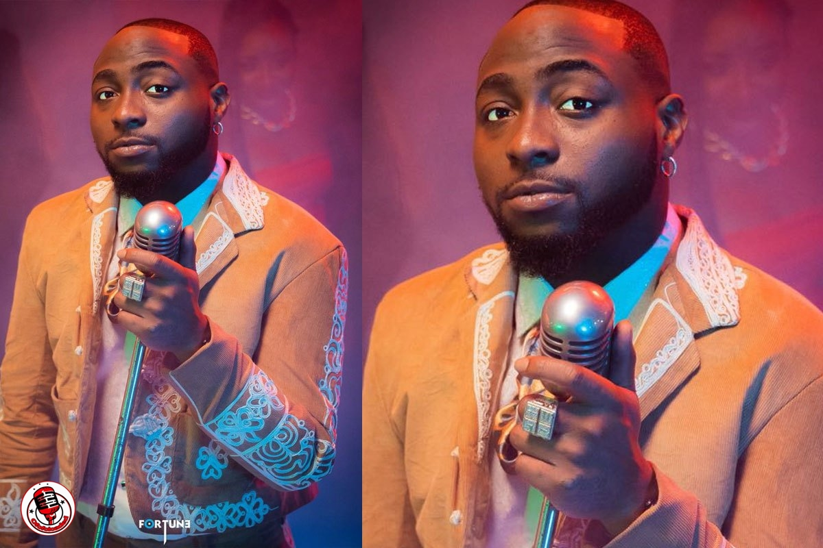 """""""You No Fit See Me Bitter Layè"""" – Davido Mocks Haters"""