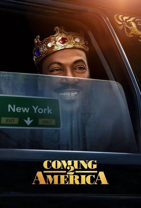 [Movie] Coming 2 America