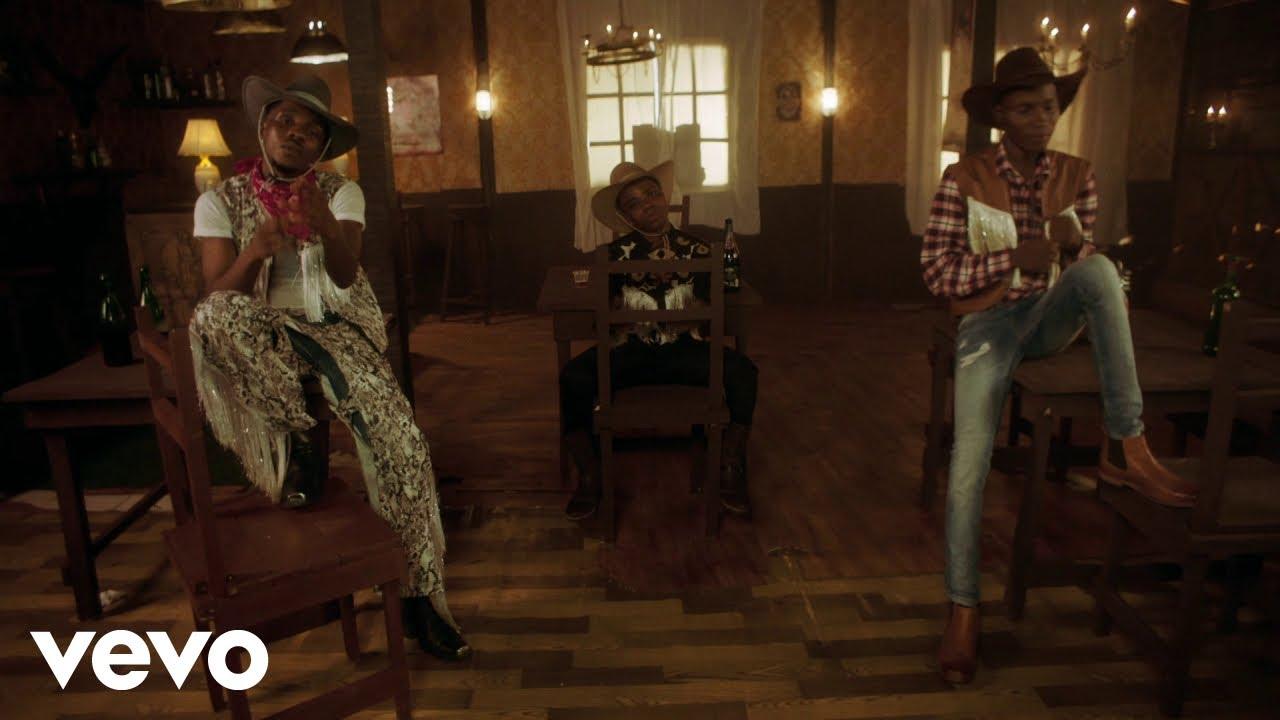 [Video] Lyta Ft. Zinoleesky, Emo Grae & Naira Marley – Are You Sure