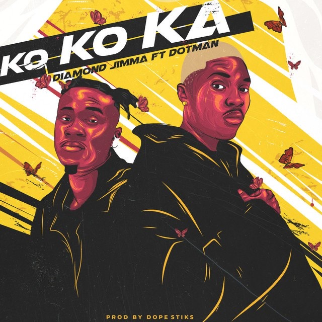 [Music] Diamond Jimma Ft. Dotman – Kokoka