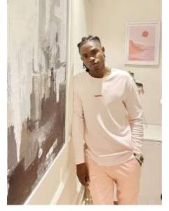 Nigeria Rapper/Singer Lil Kesh welcomes his first Child
