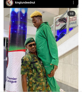 Buhari's photoshot worked by a guy Know talk of all