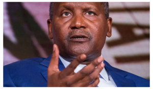 Dangote Is Not More The Richest Man In Africa, See Who Overthrew Him