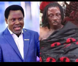 African Famous Pastor is a Fake pastor  Say's a popular Ghanaian witchdoctor called Nana Kwaku Bonsam